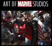 The Art of Marvel Movies (inbunden)