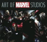 Art of Marvel Studios (inbunden)