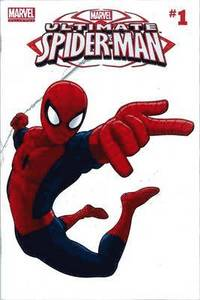 Marvel Universe Ultimate Spider-Man: Vol. 1 Comic Readers (inbunden)