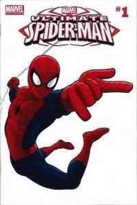 Marvel Universe: Vol. 1 Ultimate Spider-Man (inbunden)