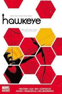 Hawkeye Volume 2 (Oversized) (inbunden)
