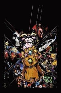 Infinity Gauntlet Omnibus (h�ftad)