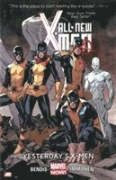 All-New X-Men: Volume 1 Yesterday's X-Men (Marvel Now) (inbunden)