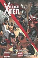 All-New X-Men: Volume 2 Here to Stay (Marvel Now) (inbunden)
