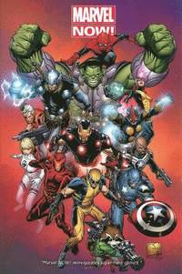 Marvel Now!: Omnibus (inbunden)