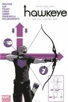Hawkeye: Volume 1 Oversized Hc (Marvel Now) (inbunden)