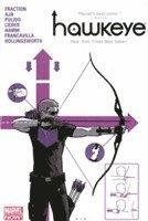 Hawkeye: Volume 1 Oversized Hc (Marvel Now) (h�ftad)