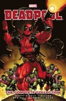 Deadpool: Volume 1 Complete Collection (h�ftad)
