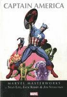 Marvel Masterworks: Vol. 3 Captain America (h�ftad)