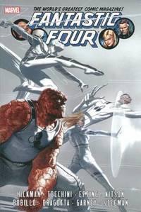 Fantastic Four: Volume 2 Omnibus (inbunden)