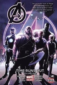 Avengers: Volume 1 Time Runs Out (h�ftad)