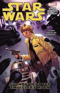 Star Wars Vol. 2: Showdown on Smugglers Moon (h�ftad)