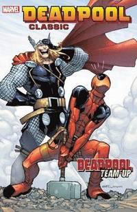 Deadpool Classic Volume 13: Deadpool Team-Up (h�ftad)