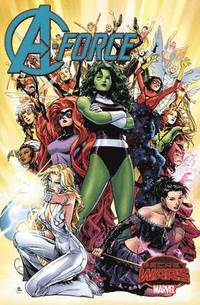 A-Force Volume 0: Warzones! (h�ftad)