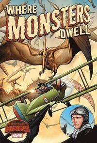 Where Monsters Dwell: The Phantom Eagle Flies the Savage Sky (h�ftad)