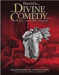 Dante's Divine Comedy (h�ftad)