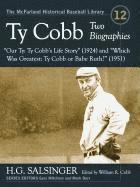 Ty Cobb (häftad)