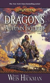Dragons of Autumn Twilight (kartonnage)