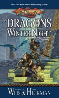 Dragons of Winter Night (kartonnage)
