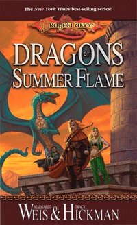 Dragons of the Summer Flame (kartonnage)