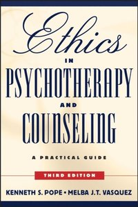 ethics in psychotherapy pope pdf