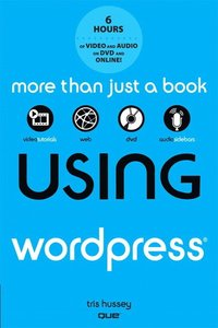 Using Wordpress Book/DVD Package