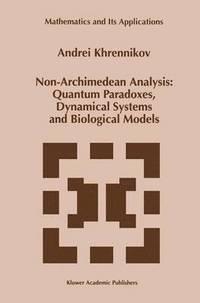 Non-Archimedean Analysis (inbunden)