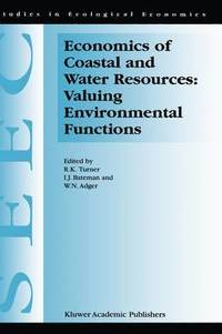 Economics of Coastal and Water Resources (h�ftad)