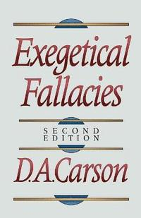 Exegetical Fallacies (h�ftad)