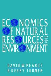 Economics of Natural Resources and the Environment (h�ftad)