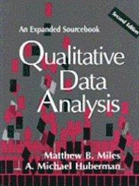Qualitative Data Analysis (h�ftad)