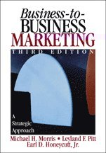 Business-to-Business Marketing (inbunden)