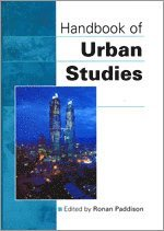 Handbook of Urban Studies (inbunden)