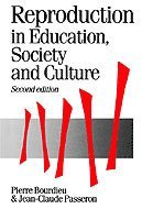 Reproduction in Education, Society and Culture (e-bok)