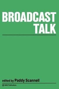 Broadcast Talk (inbunden)