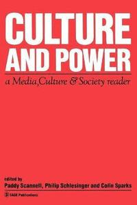 Culture and Power (inbunden)
