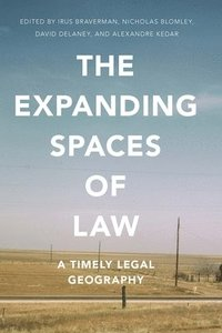 The Expanding Spaces of Law (e-bok)