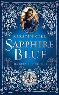 Sapphire Blue (inbunden)