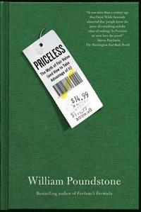Priceless: The Myth of Fair Value (and How to Take Advantage of It) (h�ftad)