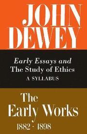 Ethics essay thesis