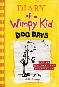 Diary of a Wimpy Kid - Dog Days (inbunden)