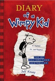 Diary Of A Wimpy Kid (inbunden)
