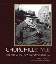 Churchill Style (inbunden)