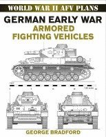 German Early War Armored Vehicles (h�ftad)