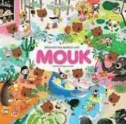 Around the World with Mouk: A Trail of Adventure (inbunden)