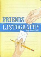 Friends Listography (h�ftad)
