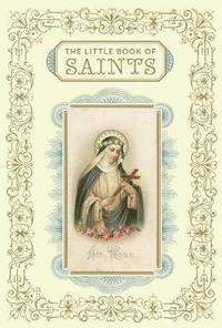 Little Book of Saints (inbunden)