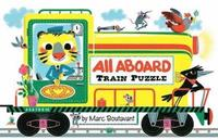 All Aboard Train Puzzle (inbunden)