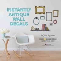 Julia Rothman Wall Decals (inbunden)