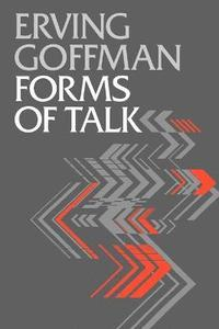 Forms of Talk (h�ftad)